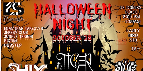 Halloween Night Pre-Party tickets