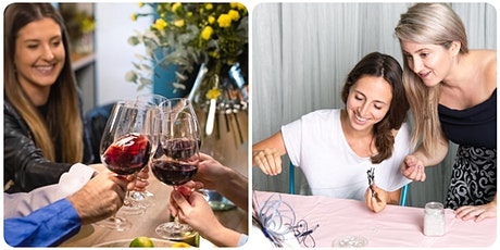 Wine Tasting & Fascinator  Making Workshop tickets