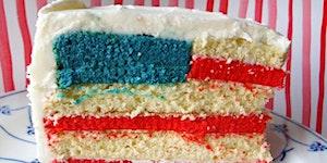 August Musical Cake Club featuring Martha Reich