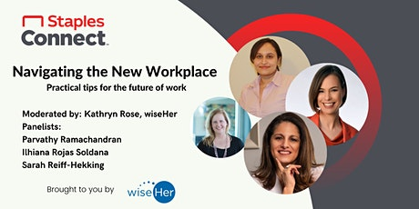 Navigating the New Workplace: Practical Tips for the Future of Work tickets