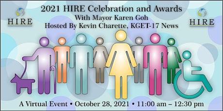 2021 HIRE  Celebration & Awards with Mayor Karen Goh tickets