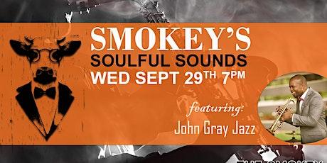 Smokey's Soulful Sounds tickets