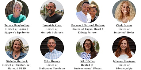 HEALING JOURNEYS TODAY CONFERENCE - GEORGETOWN, TX tickets