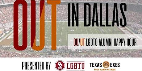 OUT IN DALLAS  OU/UT LGBTQ ALUMNI HAPPY HOUR tickets