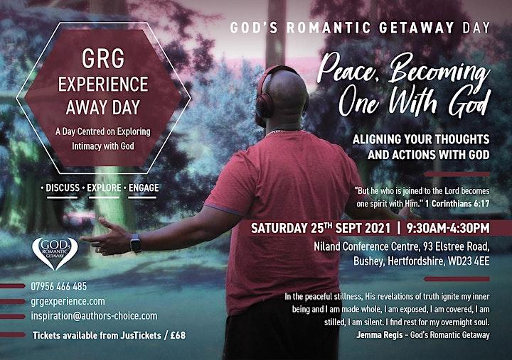 God's Romantic Getaway Away Day image