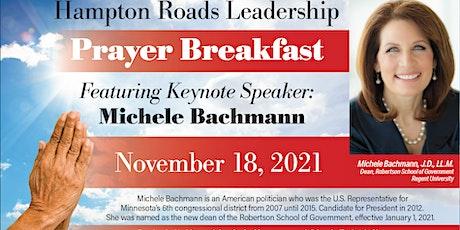 The 46th Annual Hampton Roads Prayer Breakfast tickets