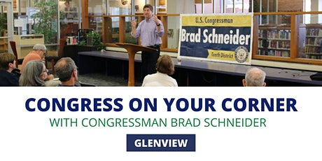 Congress On Your Corner: Glenview tickets