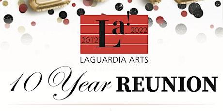 LAGUARDIA HS 2012 REUNION tickets