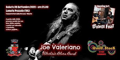 Joe Valeriano + Strange Fruit per WOODinSTOCK 2021 biglietti