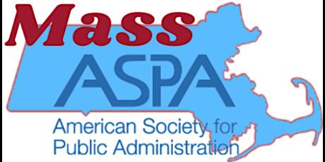 MassASPA Annual Meeting biglietti