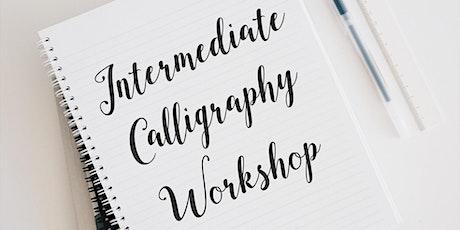 Intermediate Calligraphy Workshop tickets