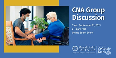CNA Group Discussion tickets