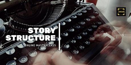 Screenwriting Masterclass : Story Structure tickets