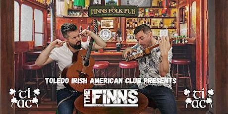 Toledo Irish American Club Presents: THE FINNS Show tickets