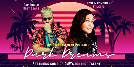 Dark Dreams: LIVE Music and Comedy Show tickets