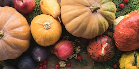 Family Pumpkin Carving and Seed Saving tickets