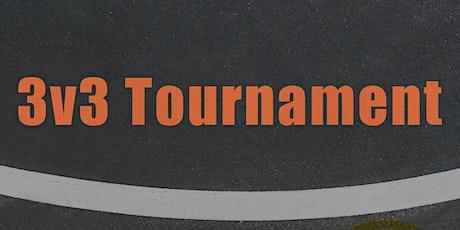 3v3 Tournament tickets