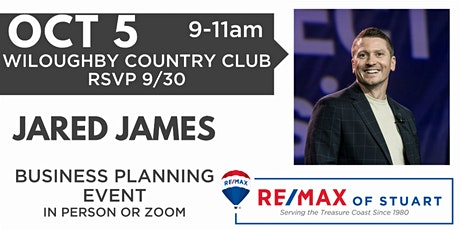 2022 Business Planning with Jared James tickets