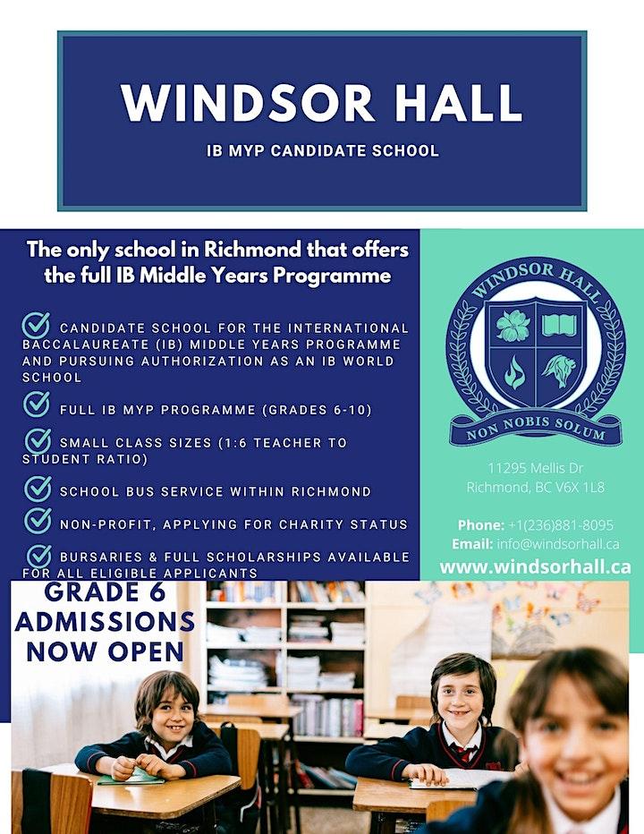 Windsor Hall  -  Open House image