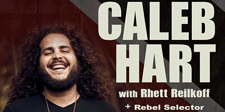 Caleb Hart: Acoustic Reggae/Calypso at The Queen's (Nanaimo) tickets