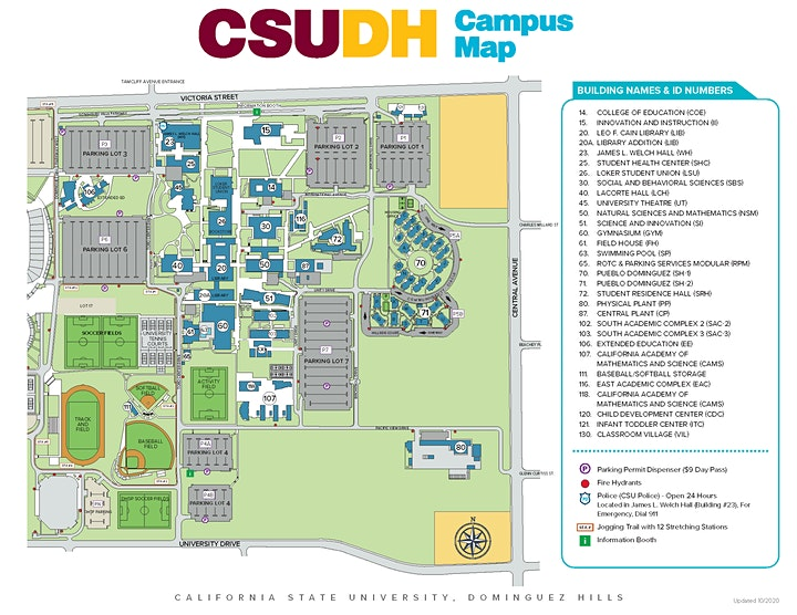 CSUDH New Building Grand Openings image