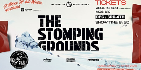"""Matchstick Productions Presents """" The Stomping Grounds"""" tickets"""