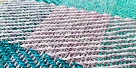 Weave a cushion cover 3 hour workshop billets