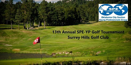 13th Annual SPE-YP Golf Tournament tickets