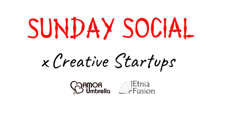 Sunday Social for Creative Startups - 3-D vision board Playshop tickets