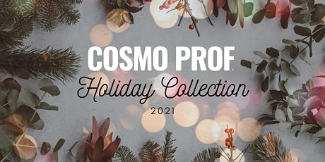 Schwarzkopf Professional x CosmoProf Holiday Collection- Holiday Hair Color tickets
