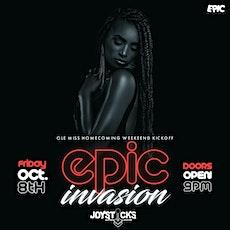 Epic Invasion tickets