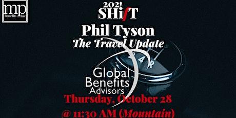 Travel Update SHifT tickets