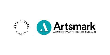 Virtual Artsmark Development Training Refresher tickets