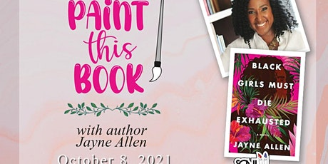 Paint this Book with Author Jayne Allen tickets