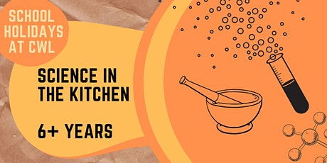 Science in the Kitchen (ONLINE) at Orange Library tickets