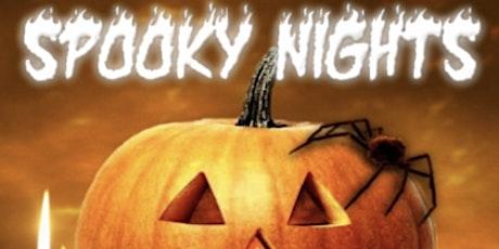Spooky Nights Yoga @ Grandview tickets