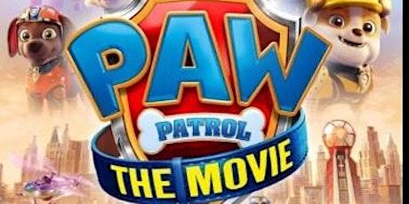 Paw Patrol  (2021)Fri & Sat Sept 17th-18th 7:10PM  @ Prides Corner Drive In tickets