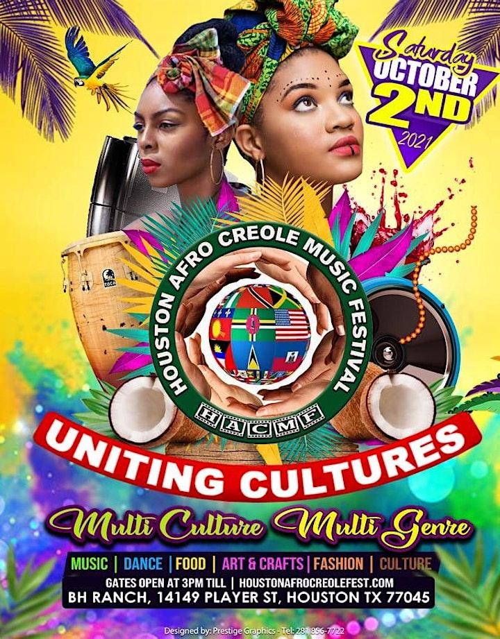 Houston Afro-Creole Music Festival