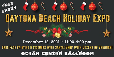 Daytona Beach Holiday Expo tickets