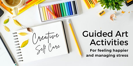 Training: Learn How to Facilitate Creative Self Care (INTRO) tickets