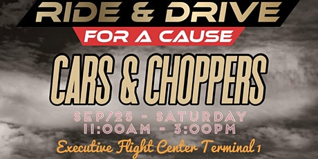 RDFCAUSE CARS & CHOPPERS tickets