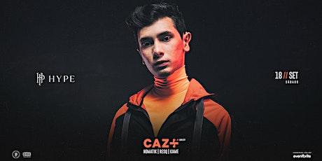 HYPE CLUB // CAZT - LONG SET ingressos