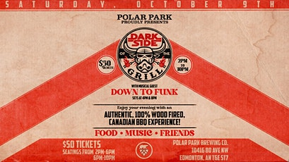 Dark Side Of The Grill at Polar Park Brewing Co. tickets