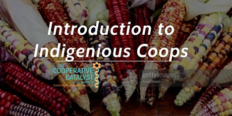 Indigenous Cooperative Workshop tickets