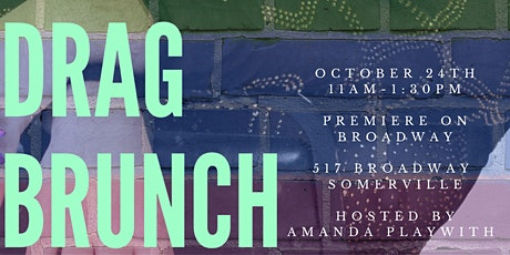 Drag Brunch Hosted by Amanda Playwith tickets