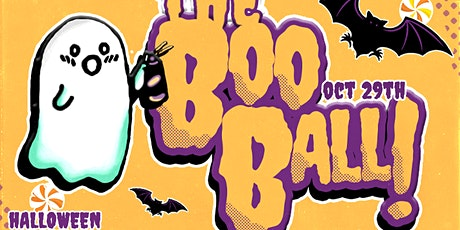 The Boo Ball: A Queer & Creepy Celebration tickets