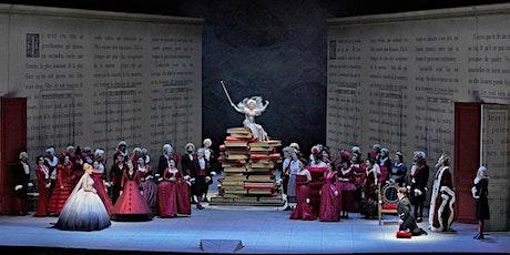 The Met: Live in HD-CINDERELLA (Massenet) tickets