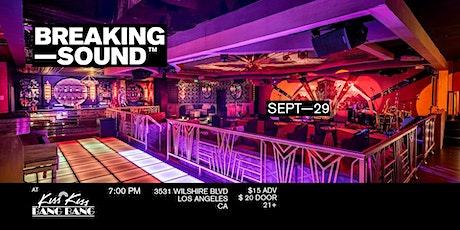 Breaking Sound LA feat. Cody Dear, Laney Tripp, EDYN, Austin Max tickets