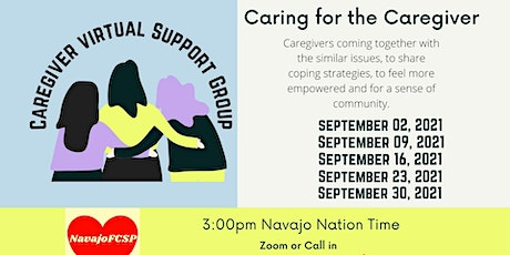 Navajo Family Caregiver Support Group tickets