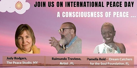 International Peace Day:  A consciousness of peace ... if not now, when? tickets